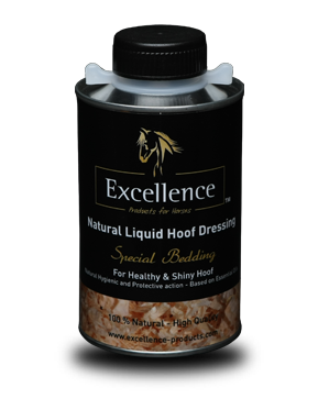Natural Liquid Hoof Dressing : Special Bedding - 100% Natural