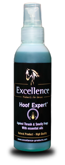 Hoof Expert : Against Thrush & Smelly Frogs - 100% Natural